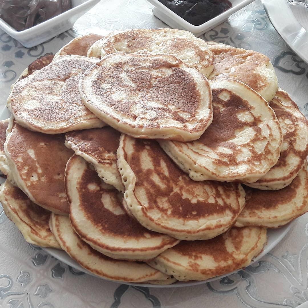 Pancakes moelleux toute la cuisine que j 39 aime - Toute la cuisine que j aime ...