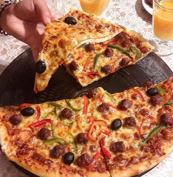 les 2 pizzas