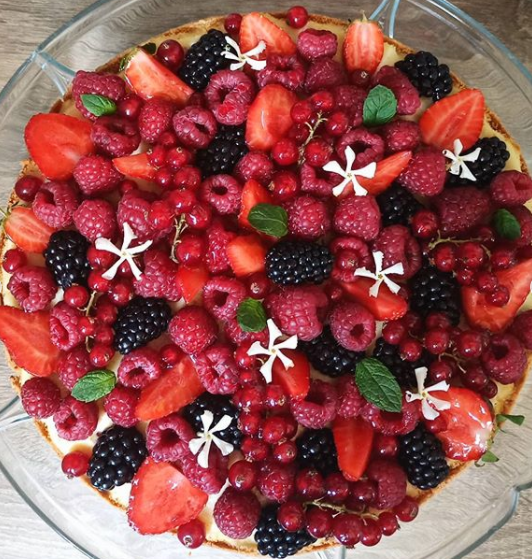fruitsrougestarte
