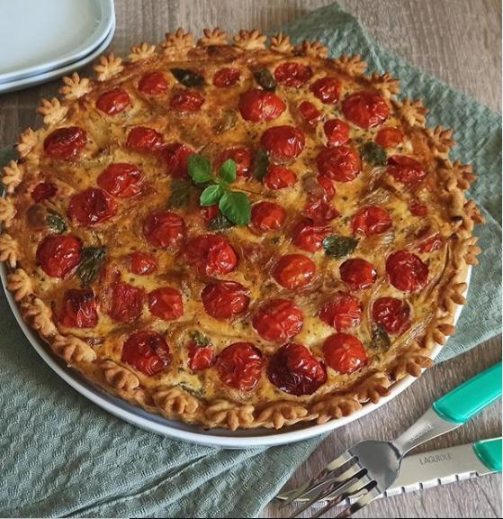 tomatescerisesquichemozza